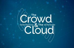 "Promotional image for ""Crowd and the Cloud"""