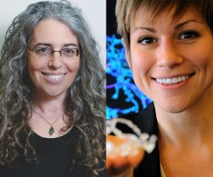 Amy and Caren give a keynote speech and public lecture at the ACSA conference