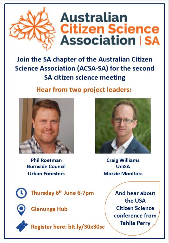 ACSA-SA meeting: 6th June