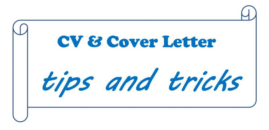 Get that job! CV & Cover Letter tips and tricks – Australian ...