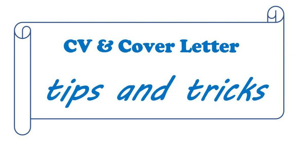 Get That Job Cv Cover Letter Tips And Tricks Australian