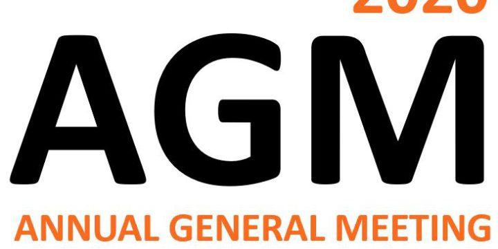 Notice of 2020 ACSA AGM